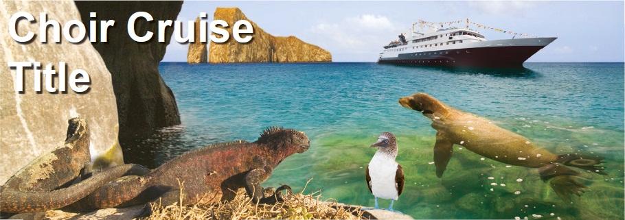 Choir Cruise Title